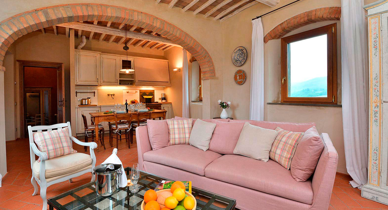 PODERE DI CASALTA Country House