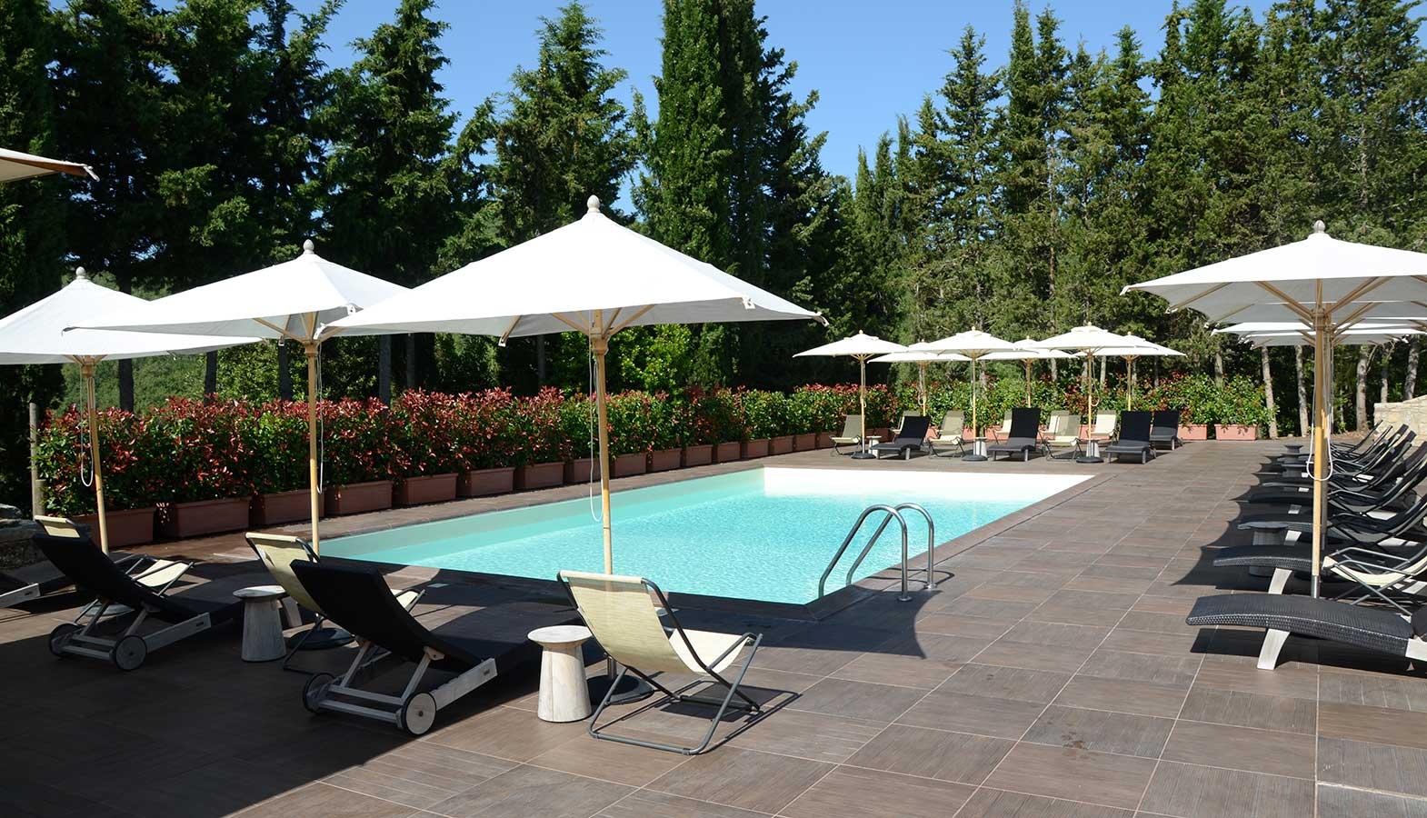 PODERE DI CASALTA - Pool
